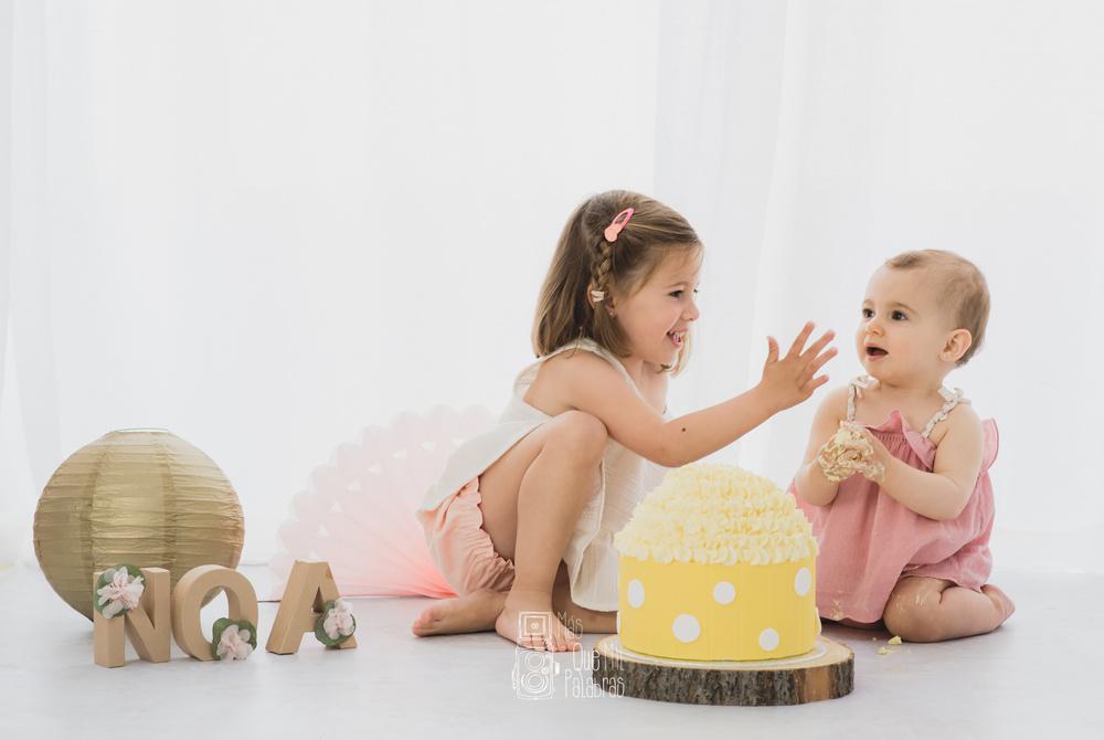 Fotógrafo Infantil y Bebes Cumpleaños en Gijón, Asturias