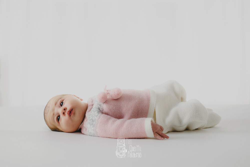 Fotógrafo Recién Nacido Newborn - Gijón (Asturias)